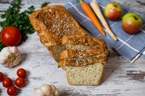 Chleb własnego wypieku